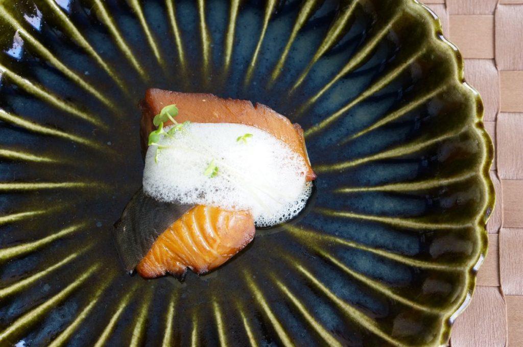 鰆の柚庵焼き