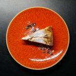 ラフランスのベイクドチーズケーキ