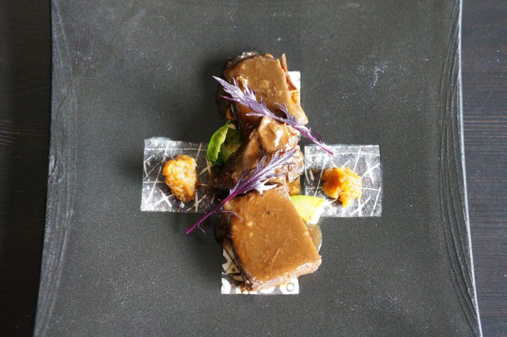 白糠産蝦夷鹿のエストファード、金柑