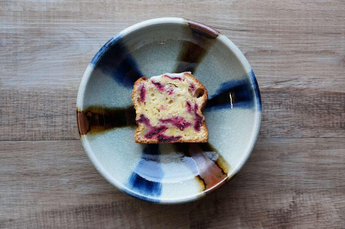 ローゼルとチーズのケーク