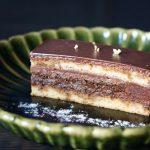 みかんのウィークエンド・キャラメルアップルNYチーズケーキ・オペラ