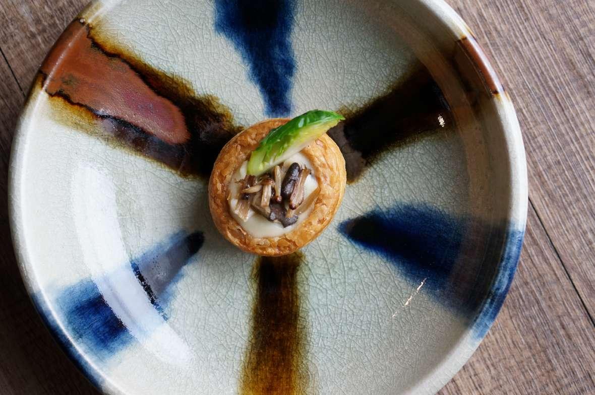 牡蠣のヴォローオーヴァン