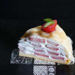 マルガッシュ・タルトシブースト・苺のミルクレープ