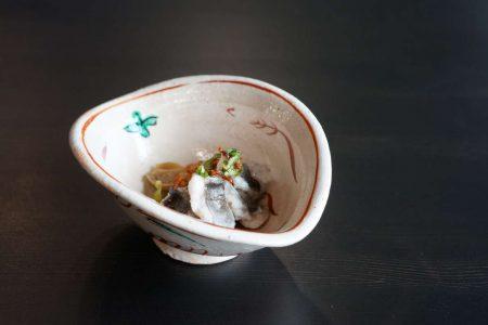 Ceviche~鱧・シークヮーサー・アーティチョーク~