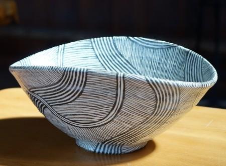 No.2 流線紋深鉢